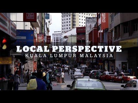 KUALA LUMPUR MALAYSIA LOCAL PERSPECTIVE