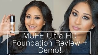 makeup forever ultra hd foundation review demo   makeup by megha