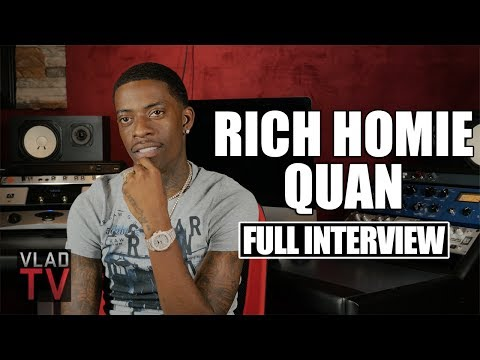 Rich Homie Quan on Mumble Rap, Young Thug Fallout, Arrest (Full Interview)