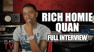 Rich Homie Quan on Mumble Rap Young Thug Fallout