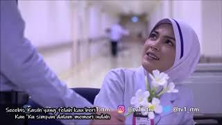 OST Nota Buat Cempaka | Luluh - Khai Bahar[OFFICIAL MV+LIRIK]