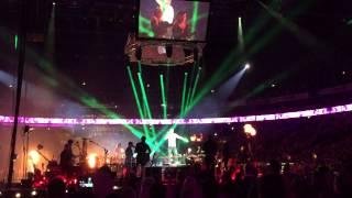 Elastinen ja Loiri - Anna Soida (60 fps) @ Vain Elämää konsertti 27.12.2014