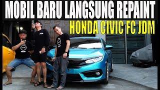 Project Modifikasi Honda Civic Turbo's Done! #carvlog