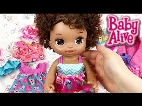 Baby Alive Ready For School Doll Name Reveal And Help Pick