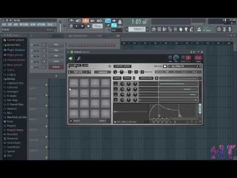 How To use FPC (Fruity Pad Controller) in Fl studio