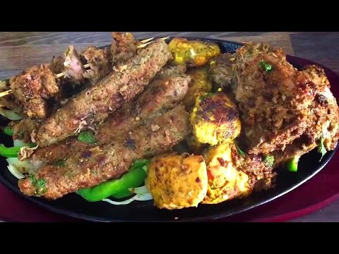 Mixed grill Recipe  grill recipes  how to make mixed grill