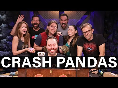 Sam Riegel's Crash Pandas OneShot