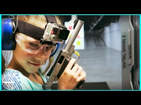 SHOOTING guns, SHOPPING, SWIMMING Summer Day Adventures kids life family fun adventure hopes vlogs
