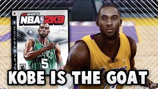KOBE BRYANT IS UNSTOPPABLE!! | NBA 2K9 THROWBACK GAMEPLAY!!