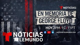 EN VIVO. Primer funeral de George Floyd en Minneapolis