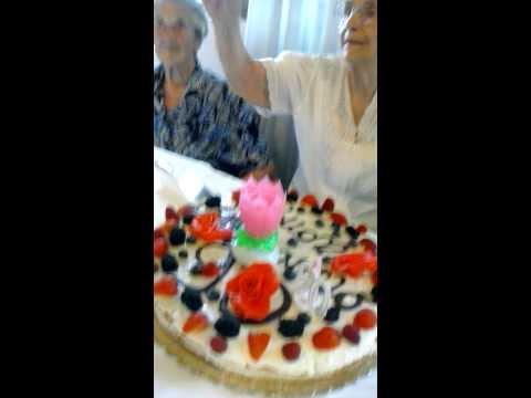90 anni di MAMMA...