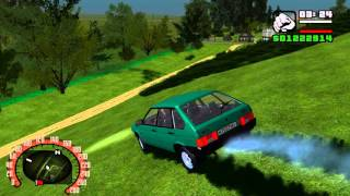GTA San Andreas Криминальная Россия бета 2 #4