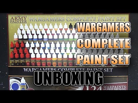 How To Use Army Painter Paints & Spray Primer: Complete Set