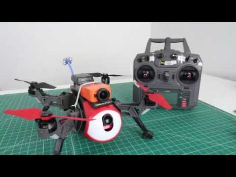 Rclogger Navigator 250 - BEST BEGINNER Racer Drone TESTED
