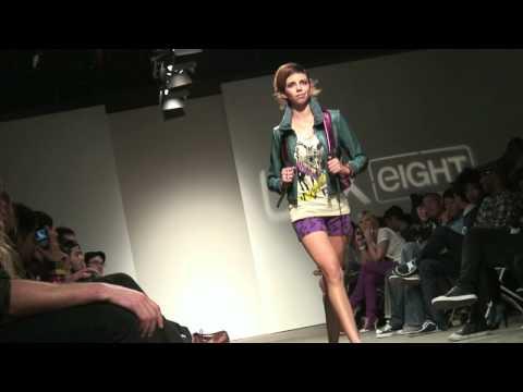 Danella Lucioni - Runway at Fashion Week Los Angeles