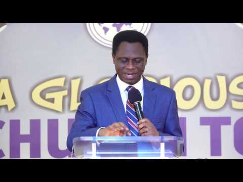 The Goal Of The Church - Apostle Eric Nyamekye (Part 2)