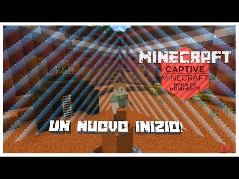 [Minecraft Captive II - Gameplay ITA] Ep.1 - Un nuovo inizio!!