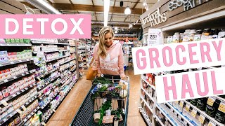 HEALTHY Grocery Haul | Get My 5 Day Detox!