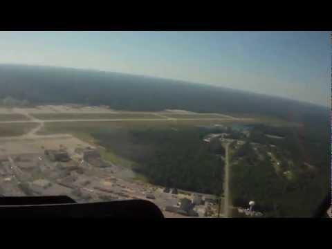 EMS helicopter along the Destin Florida coast