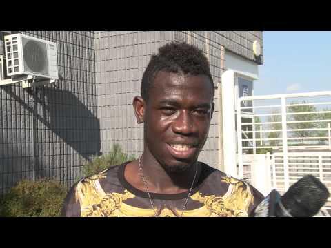 """Afriyie Acquah: """"Con il Parma vado a caccia del Mondiale. Ma dobbiamo ancora sudare tanto"""""""
