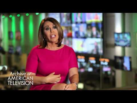 Maria Elena Salinas discusses covering the Iraq War - EMMYTVLEGENDS.ORG
