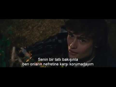 Romeo And Juliet Movie 2013  -Balcony Scene  (TR altyazılı)
