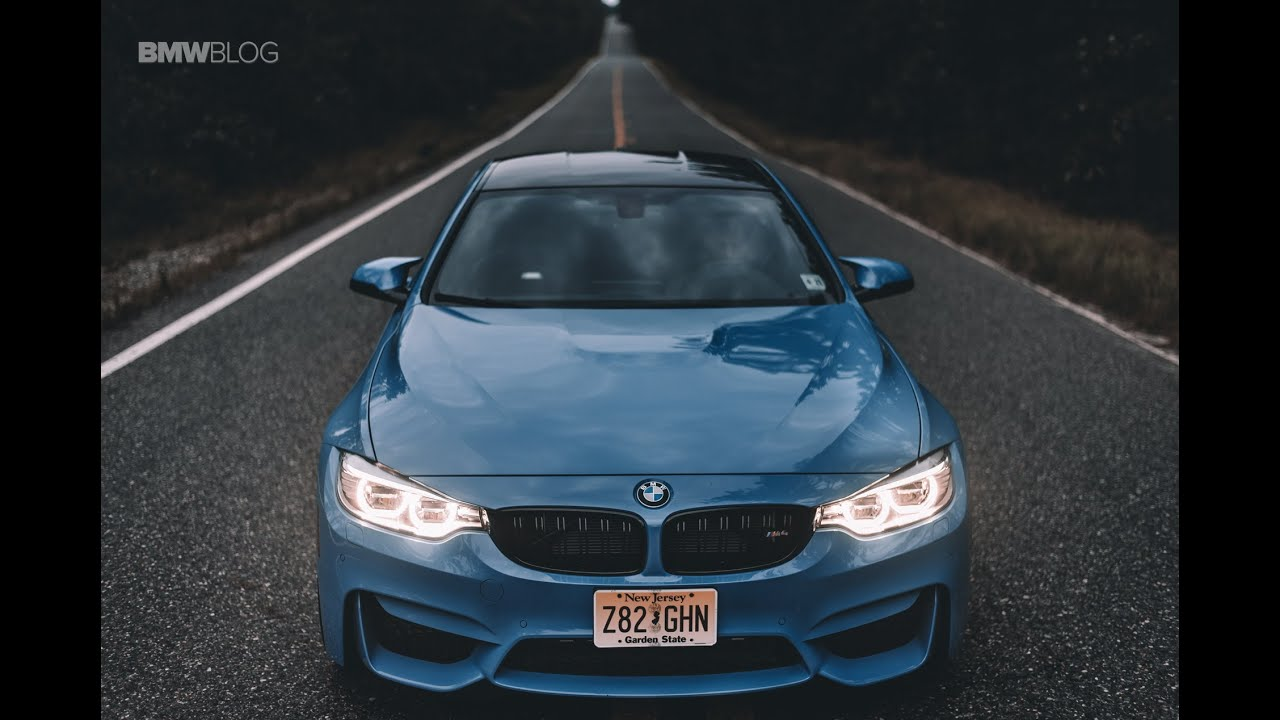 2016 Bmw M4 Competition Package Test Drive Review