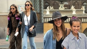 Jessica Alba's Daughter - 2018 (Honor Marie Warren)