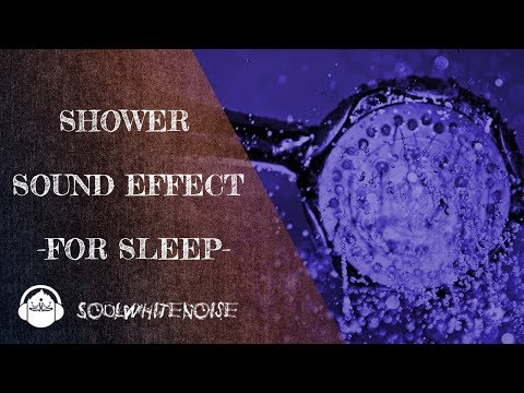 Low Water Pressure Shower Sounds For Relaxation | In search of ZEN