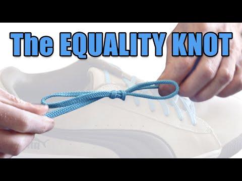 Equality Knot Campaign – PUMA X Professor Shoelace