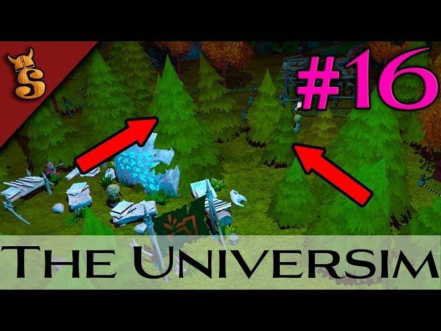 Hiding In The Damn Trees | The Universim #16