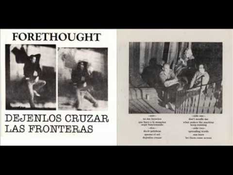 Forethought-No Mes Inyectes (Dont Needle Me)