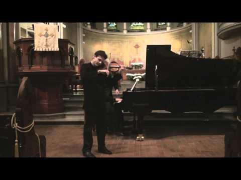 Maurice Ravel - Tzigane - Stanislav Pronin (Excerpt)