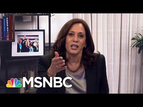 Full Interview: Senator Kamala Harris, Democratic V.P. Nominee, Talks With Rachel Maddow | MSNBC
