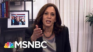 Full Interview: Senator Kamala Harris, Democratic V.P. Nominee, Talks With Rachel Maddow | MSNBC