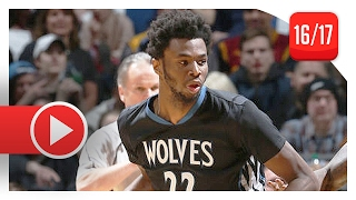Andrew Wiggins Full Highlights vs Cavaliers (2017.02.14) - 41 Pts