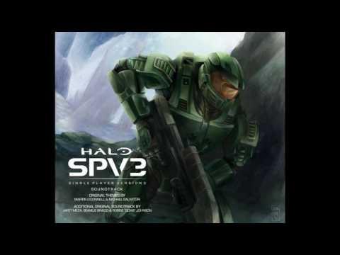 Halo SPV3 Soundtrack Volume 1 -  Full ReMastered Music From Halo: Combat Evolved