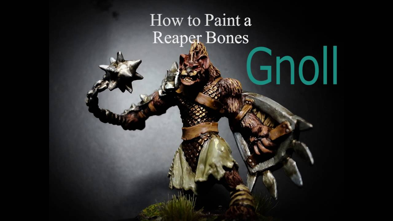 how to get to the gnoll stronghold