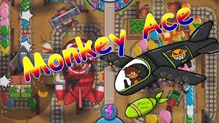 BTD Battles - Monkey Ace Tutorial
