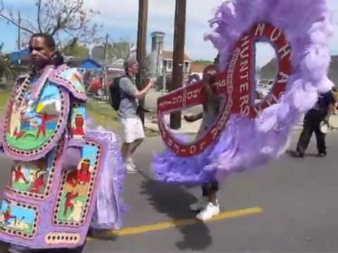 Who are the New Orleans Mardi Gras Indians?