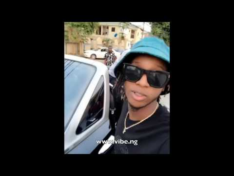 Yung6ix flaunts New Rolls Royce and Gwagon
