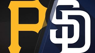 Myers homers as Padres hold on for 4-3 win: 6/30/18