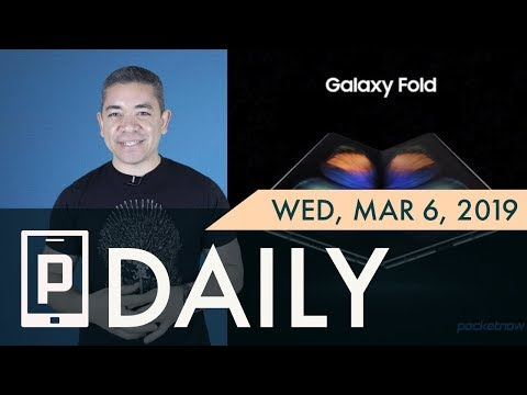 Samsung Galaxy Fold 2 and 3, Huawei P30 Pro Teaser & more - Pocketnow Daily