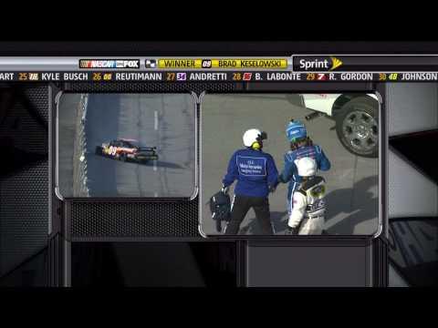 Carl Edwards Talladega Crash 4-26-09 (HD)