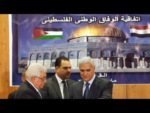 Dispatch: A Palestinian Unity Government