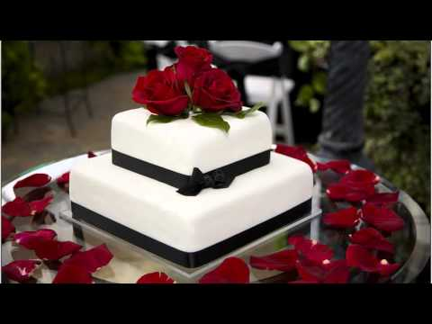 cheap wedding cakes   YouTube cheap wedding cakes