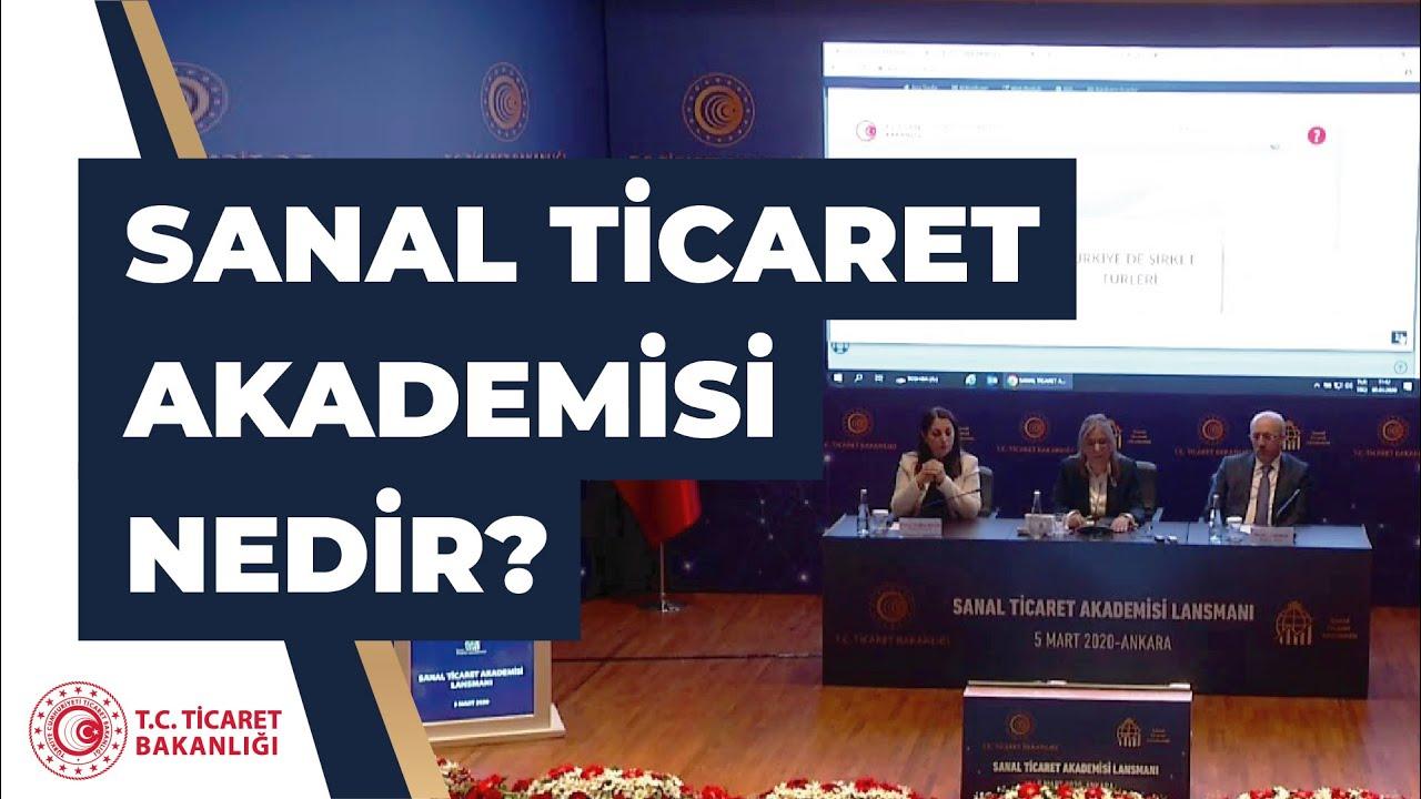 Sanal Ticaret Akademisi nedir ve nasıl kullanılır?