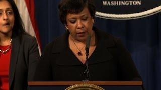 US Sues NC Over Transgender Bathroom Law