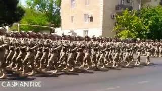 Azerbaijani Armed Forces  Parade in Baku 2019  Military establishment