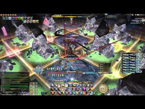 FFXIV - Omega: Deltascape (Savage) - Halicarnassus O3S PLD PoV